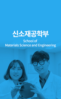 신소재공학부 (School of Materials Science and Engineering)